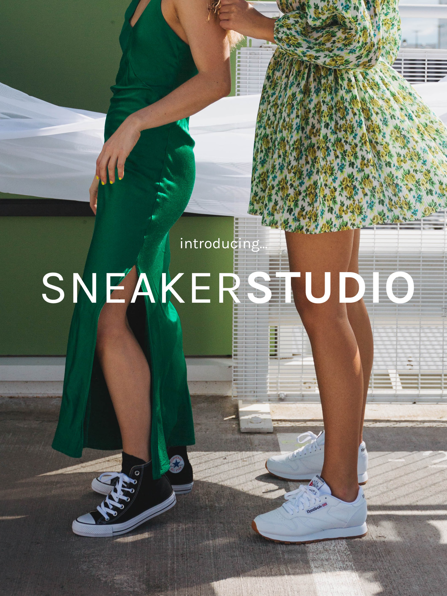 Introducing Sneaker Studio