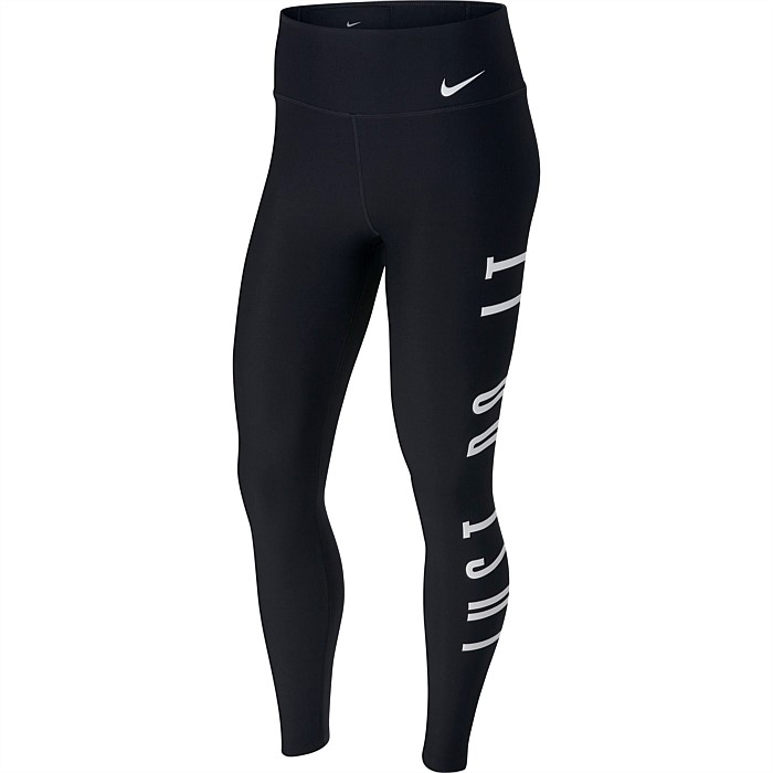 Mid-Rise Graphic Training Tight