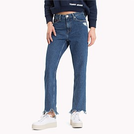 High-Rise Slim Izzy Jeans