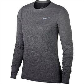 Medalist Long Sleeve Running Top