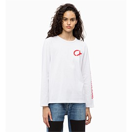 Modern Branding Relaxed Long Sleeve