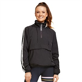 Stadium Shell Zip Up Jacket