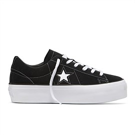 One Star Platform Low Womens