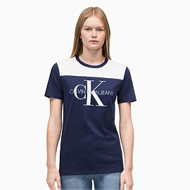 Monogram Soft Blocking Tee