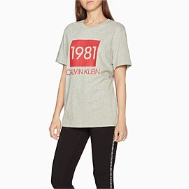 Bold 1981 Lounge Short Sleeve Crew Tee