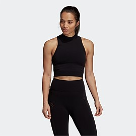 Warpknit Crop