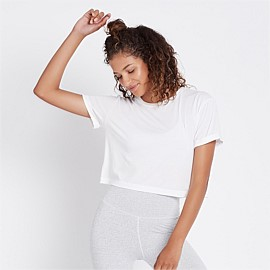 Cut the Crop Tee