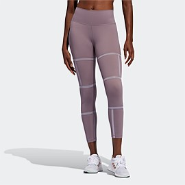 Believe This 2.0 Geo Mesh Long Tights