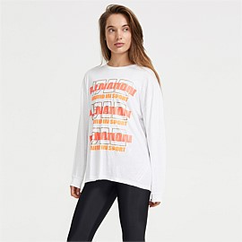Rebuild Long Sleeve Top