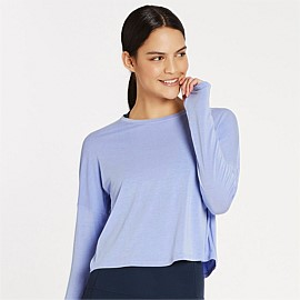 Stop and Stretch Longsleeve Top