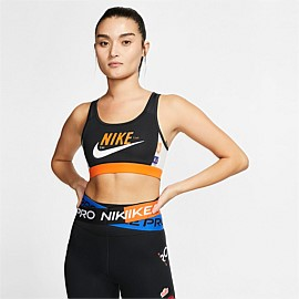 Swoosh Icon Clash Sports Bra
