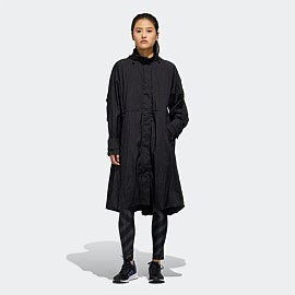 Light Woven Long Jacket