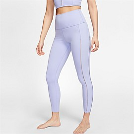 Infinalon Yoga Luxe Ribbed 7/8 Tights