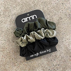 3 Pack Scrunchie