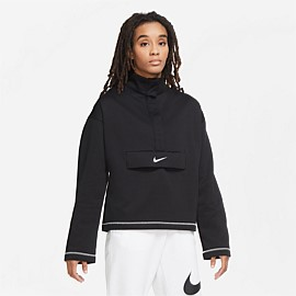 Sportswear Swoosh Half-Zip Fleece Top