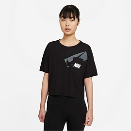 Dri-FIT Graphic Training Crop Top